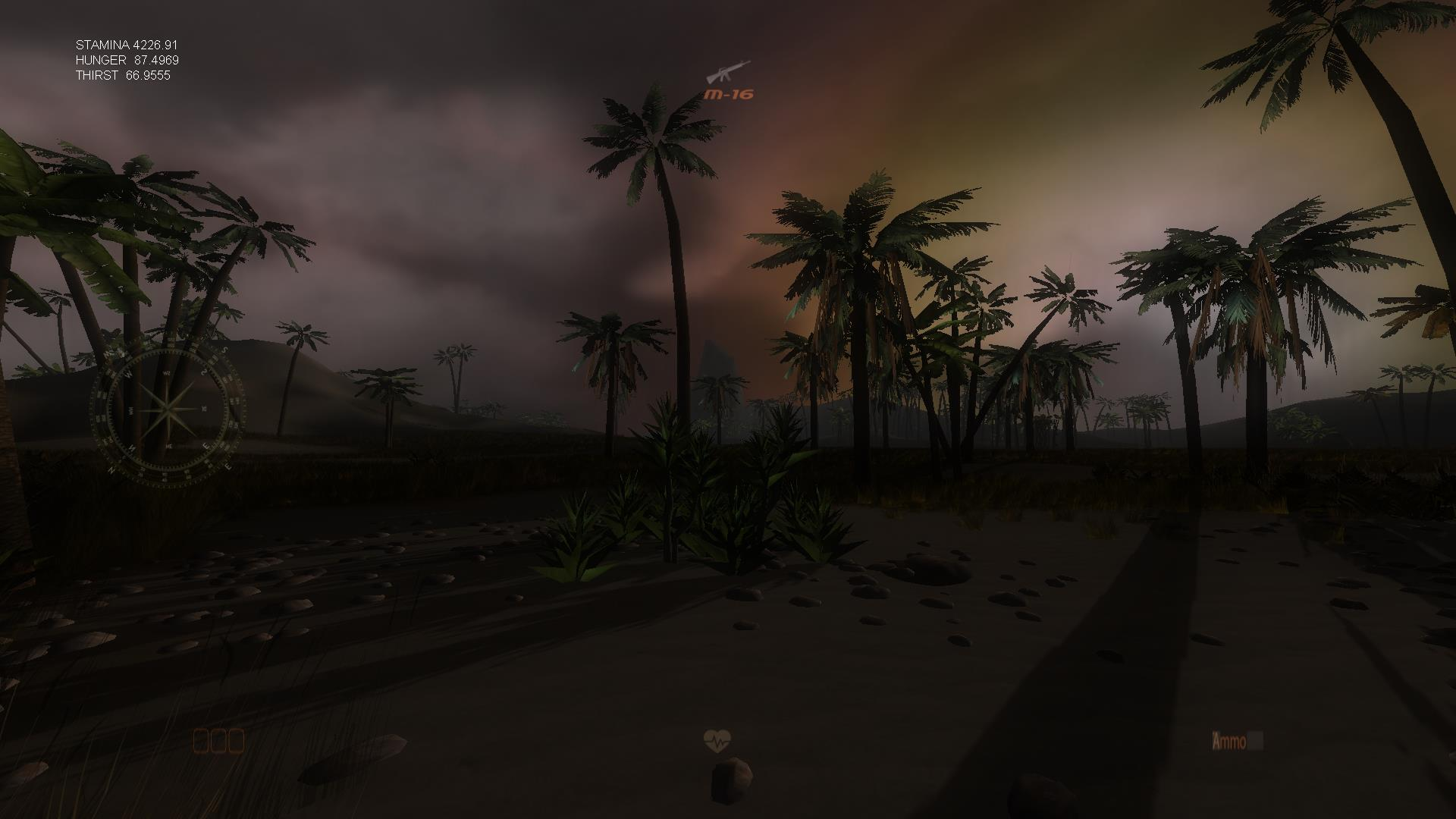 Bleak Sunrise - Blitz3D