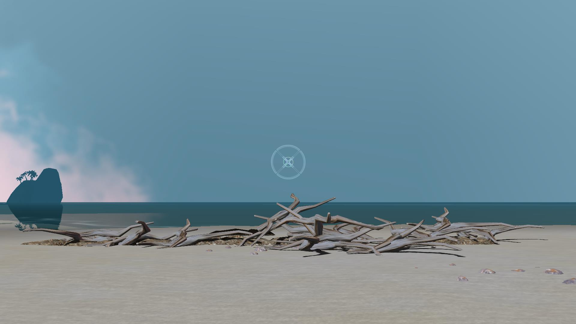 Bleak Beach - Blitz3D