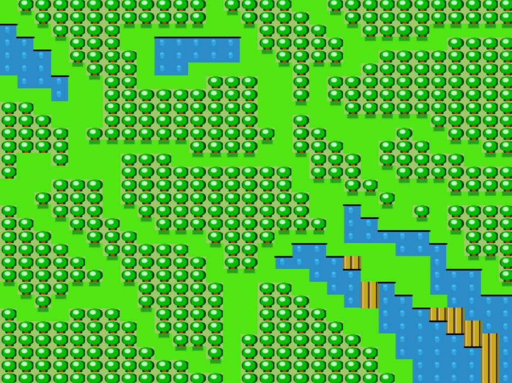 Fantasy Map Generator (Zelda ish)