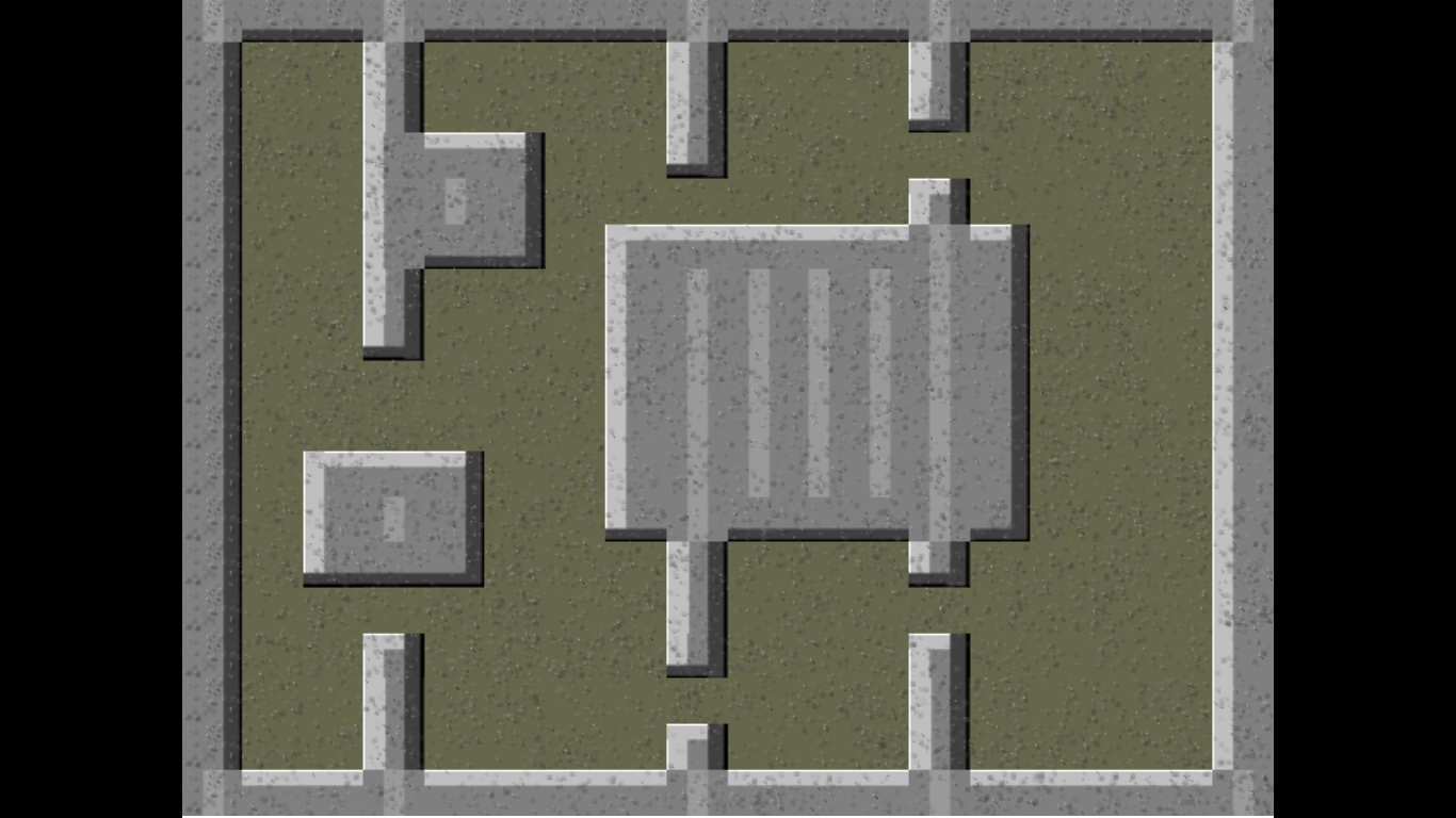 Roguelike map generator (preview)