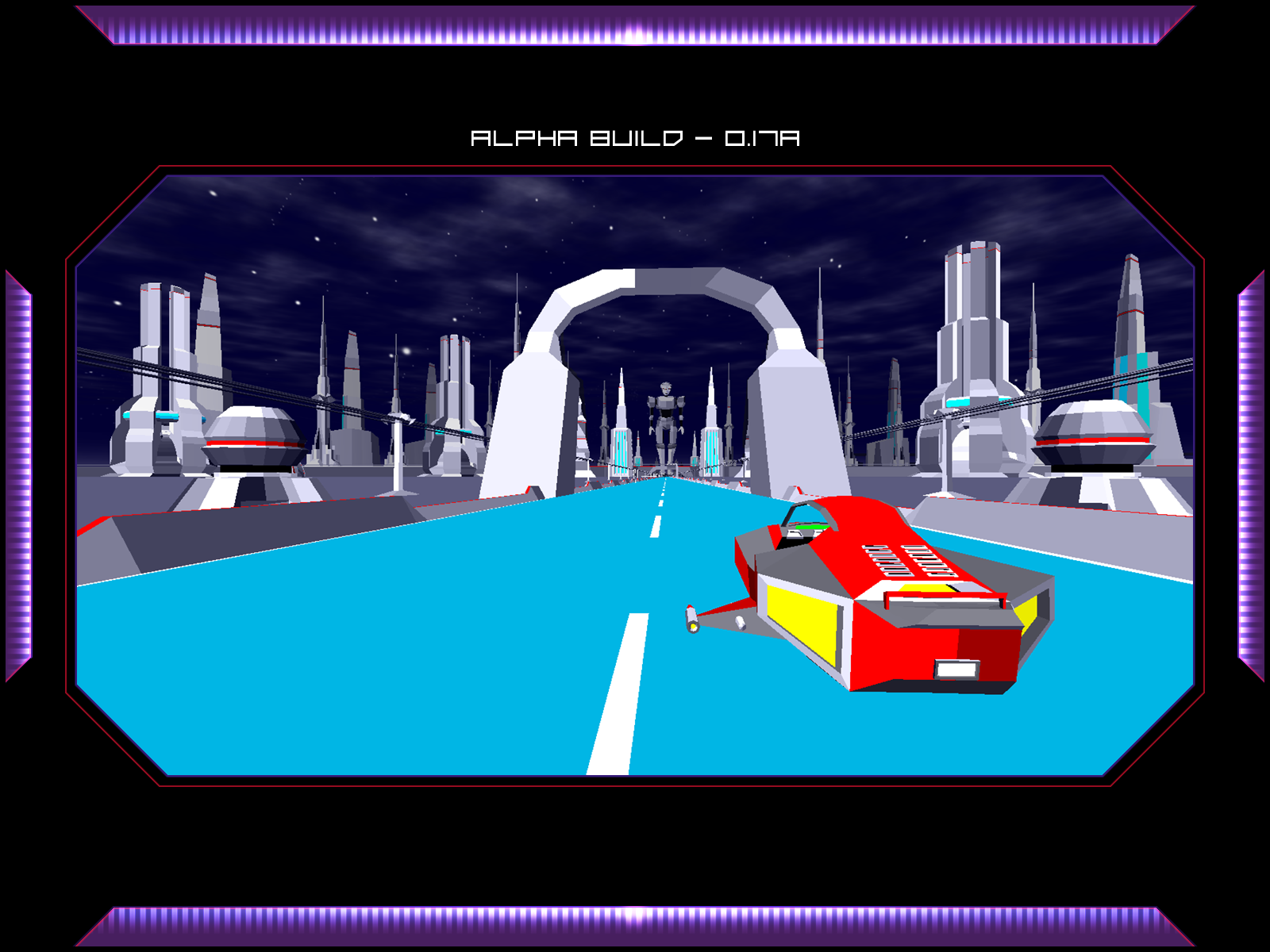 Early Alpha Screenshot - Utopia City