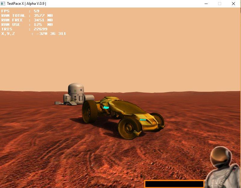 Car Epic on Mars