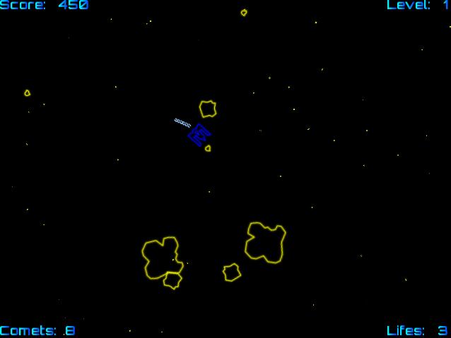 Comet Crusher