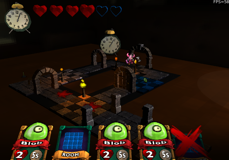 Tiles now have light and effects...