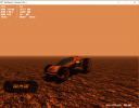 Car Epic on Mars