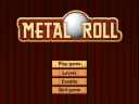 Metal roll